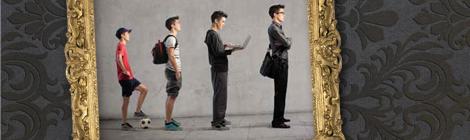 Etapes de l'adolescence